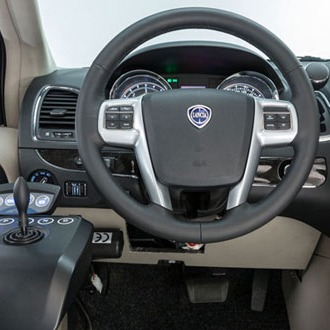 Driving Systems Paravan